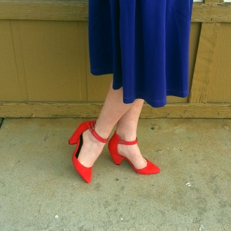 Skirt & Shoes: ASOS