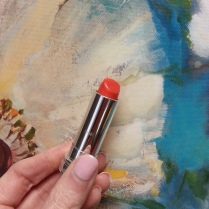 Rouge In Love by Lancome Color: 146B - Miss Coquelicot