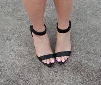 BCBGeneration Velcro Heels