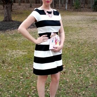 Dress: Elle @Kohls