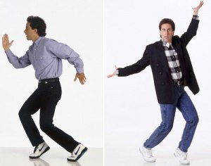 Jerry Seinfeld - Normcore Coolness Image Courtesy of: Ghetty Images via ElleCanada.com