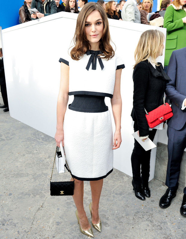 Keira Knightley Image: Huff Post