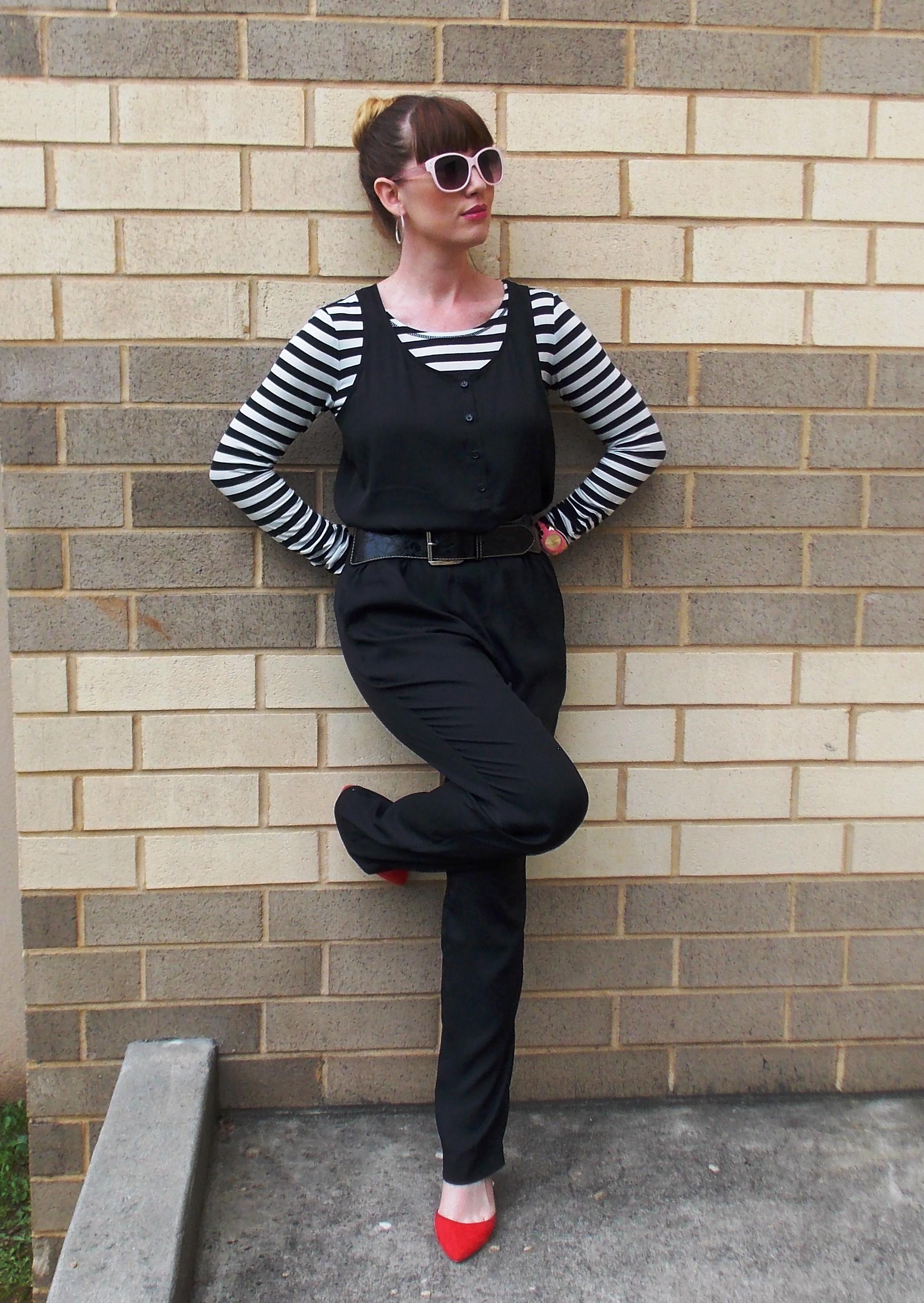 Ann Taylor Loft Jumpsuit Cortneybre