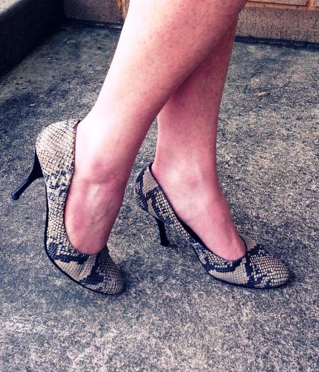 Shoes: Isaac Mizrahi