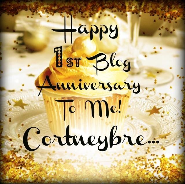 Blog Anniversary