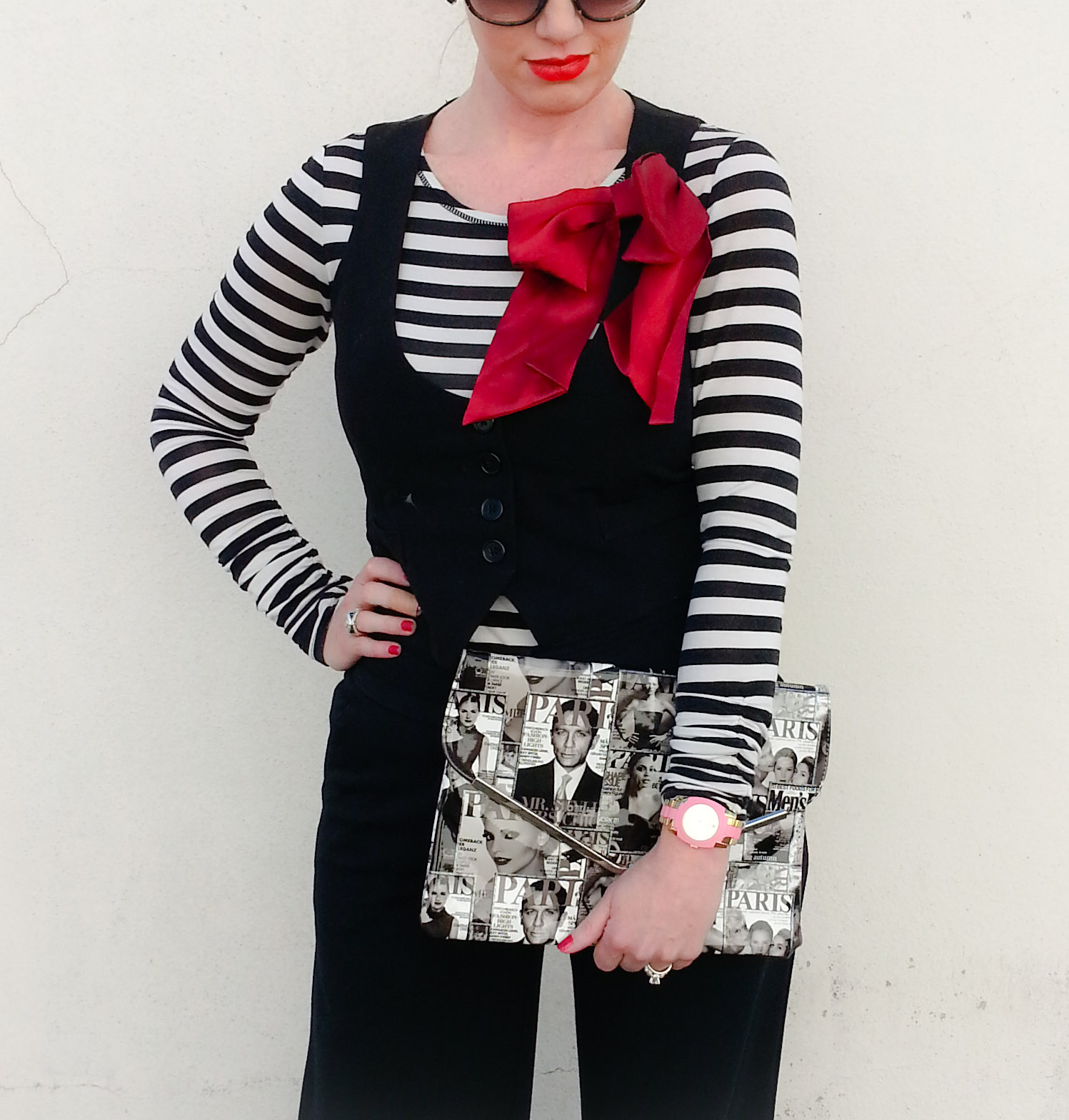 Bisou: What I Wore Today